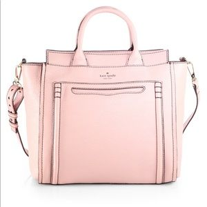 Kate Spade Claremont Drive Pink Marcella Tote
